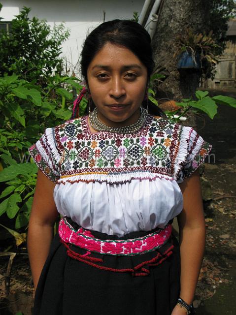 Mexican Puebla Blouse